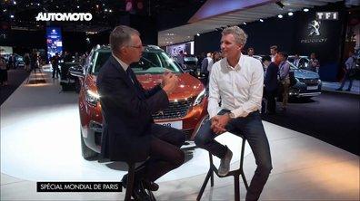 """PSA - Carlos Tavarès : """"7 voitures hybrides rechargeables et 4 électriques à 450 km d'autonomie"""""""
