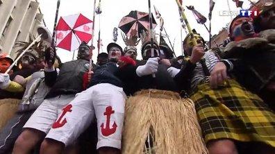 Carnaval de Dunkerque : coup d'envoi des Trois joyeuses ce dimanche