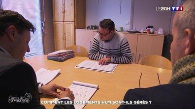 Carnet de campagne : comment les logements HLM sont-ils gérés ?