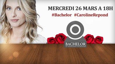 #Bachelor : Chat vidéo avec Caroline mercredi à 18h sur le site de NT1