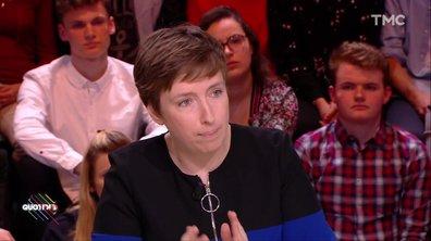 """Caroline de Haas: """"On peut éradiquer les violences faites aux femmes"""""""