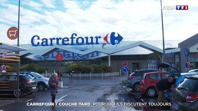 Carrefour / Couche-Tard : pourquoi ils discutent toujours