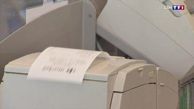 Carrefour et Système U ne fournissent plus automatiquement de tickets de caisse