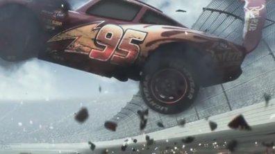 Cars 3 : Découvrez le premier teaser du film