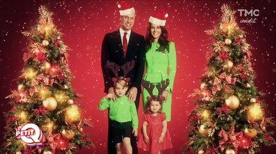 Le Petit Q : La carte de Noël qui fait jaser les Britanniques.