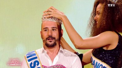 EXCLU - Alicia Aylies remet sa couronne de Miss France à Cartman