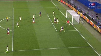 Nigeria - France (0 - 0) : Voir l'occasion de Cascarino en vidéo