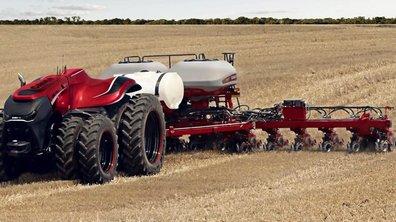 Insolite: après les voitures, les tracteurs autonomes?
