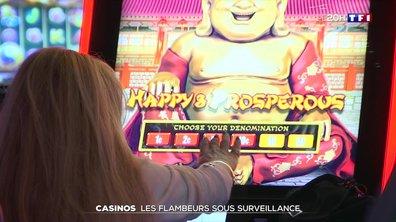 Casinos : les flambeurs sous surveillance