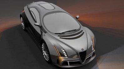 Castagna : deux modèles pour les 100 ans d'Alfa Romeo