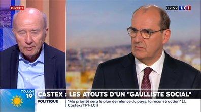 """Castex : les atouts d'un """"gaulliste social"""""""