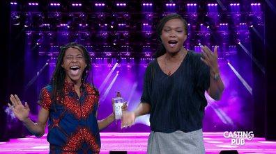 Casting pub : Shirley Souagnon et Kareen Guiock se croient à l'opéra
