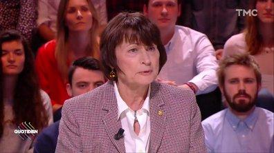"""Invitée - Catherine Millet : """"Les féministes exagèrent le harcèlement sexuel"""""""