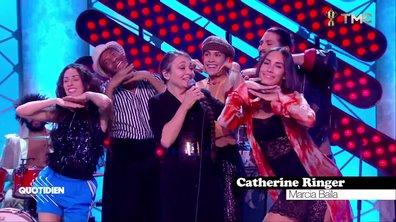 """Catherine Ringer : """"Marcia Baila"""" en live pour Quotidien"""
