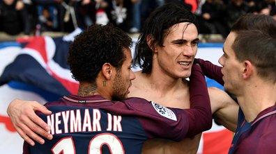 Ligue 1 : Avec un Cavani record, Paris dompte Montpellier
