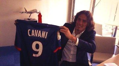 L'addition Téléfoot : Gagnez le maillot d'Edinson Cavani (PSG) !