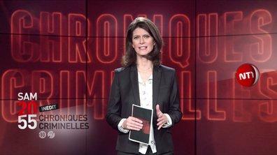 Chroniques Criminelles : L'affaire Troadec au cœur d'une émission inédite, après les aveux de Hubert Caouissin