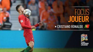 Portugal - Pays-Bas : Voir le match de Cristiano Ronaldo en vidéo