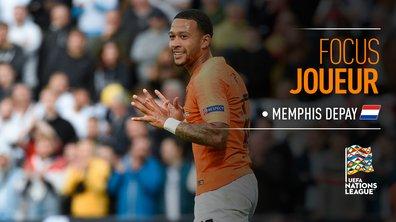 Pays-Bas - Angleterre : Voir le match de Memphis Depay en vidéo