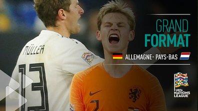 Allemagne - Pays-Bas : Voir le résumé en vidéo