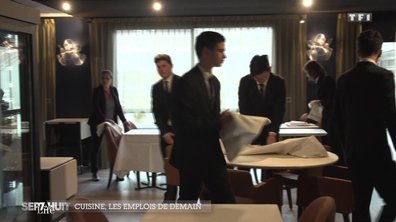 Ce lycée parisien forme les chefs de demain