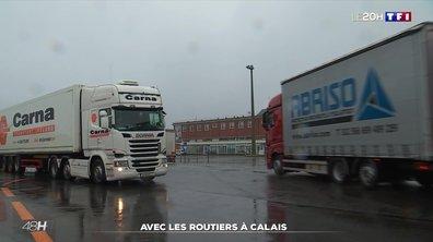 Ce qui change pour les routiers à Calais après le Brexit