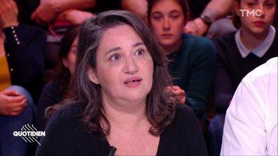 """Cécile Amar : """"Le mouvement des gilets jaunes a été extrêmement réprimé"""""""