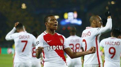 Monaco répond au PSG en s'imposant à Lyon