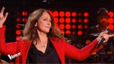 The Voice 2021 - Nayah, le sosie de Céline Dion, met le feu au plateau