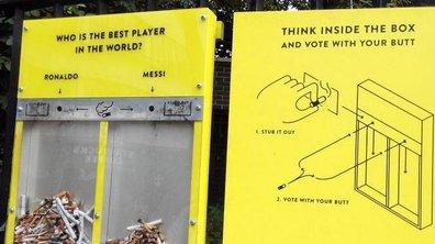 Insolite : Messi et Ronaldo servent à préserver l'environnement !