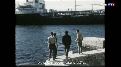 Cent ans de Brassens : dans les pas du chanteur à Sète