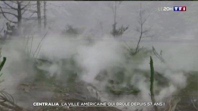 Centralia : la ville américaine qui brûle depuis 57 ans !