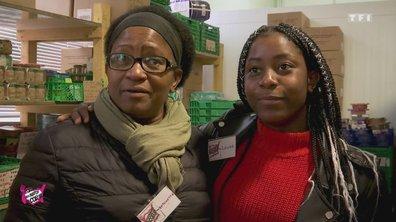 Centre alimentaire à Orléans (Fleury les Aubrais) - Au coeur des Restos du Coeur du 16 décembre 2019