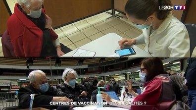 Centres de vaccination anti-Covid : y a-t-il des inégalités ?