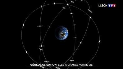 Ces (2000) satellites qui nous géolocalisent