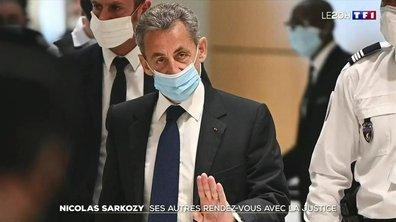 Ces autres rendez-vous judiciaires qui attendent Nicolas Sarkozy