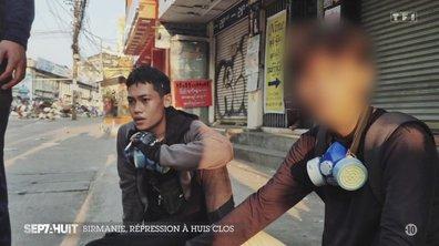 Ces Birmans qui tiennent tête à la junte militaire