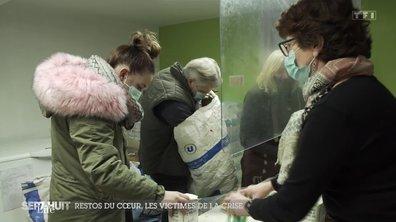 Ces Français que la dure réalité amène à pousser la porte des Restos du Coeur