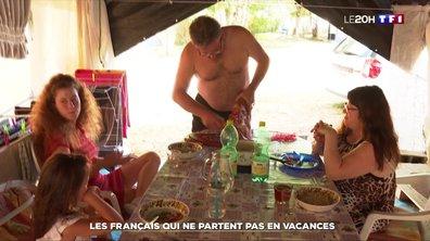 Ces Français qui ne partent pas en vacances