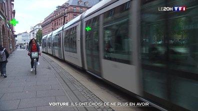 Ces Français qui vivent sans voiture