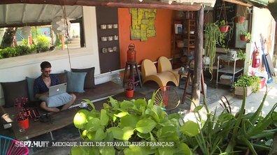 Ces travailleurs français qui choisissent de s'exiler sur la Riviera Maya du Mexique