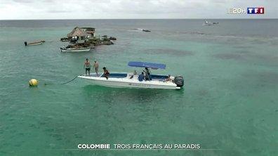 Ces trois Français qui ont construit leur petit coin de paradis en Colombie