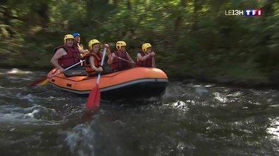 """""""Cet été avec vous"""" : le rafting, un incontournable en Haute-Loire"""