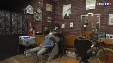 Cette coiffeuse niçoise dort dans son salon pour économiser un loyer