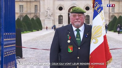 Ceux qui vont rendre hommage aux treize soldats tués au Mali
