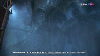 Chamonix : quelles sont les conséquences de la fonte de la Mer de Glace ?