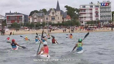 Championnats de France de sauvetage côtier sportif : Royan à l'honneur
