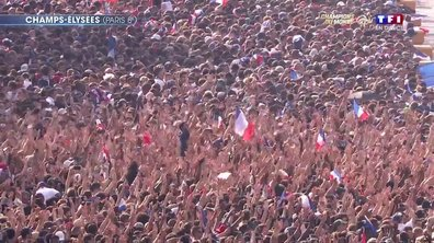 Equipe de France : Les Champs-Elysées sont prêts à accueillir les Bleus !