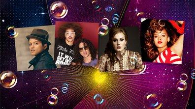 Chanson Internationale de l'année - Nominations - NRJ Music Awards 2012