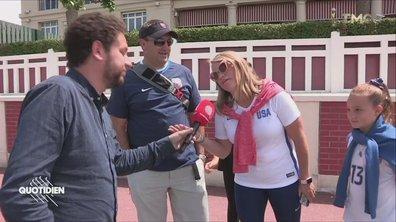 Chaouch Express – Coupe du monde : les Américaines débarquent en Normandie